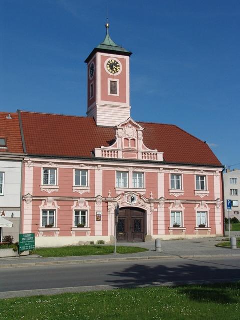Radnice veStarém Plzenci