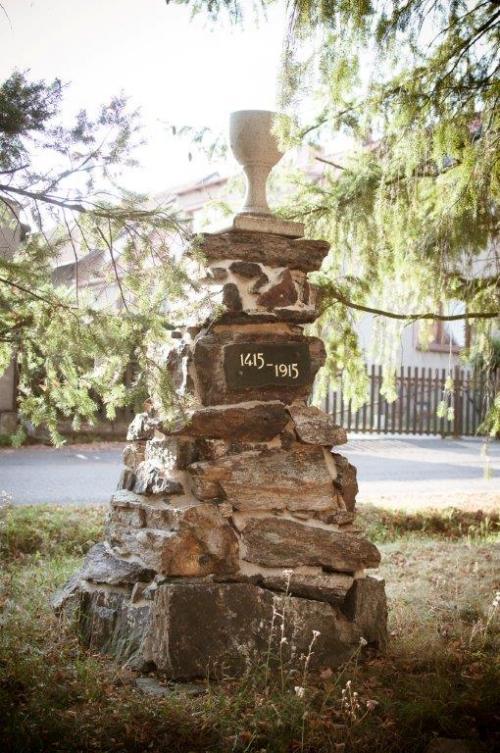 Památník Husitů vTymákově