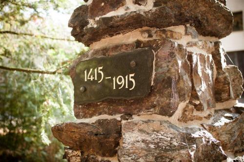 Památník Husitů vTymákově - detail